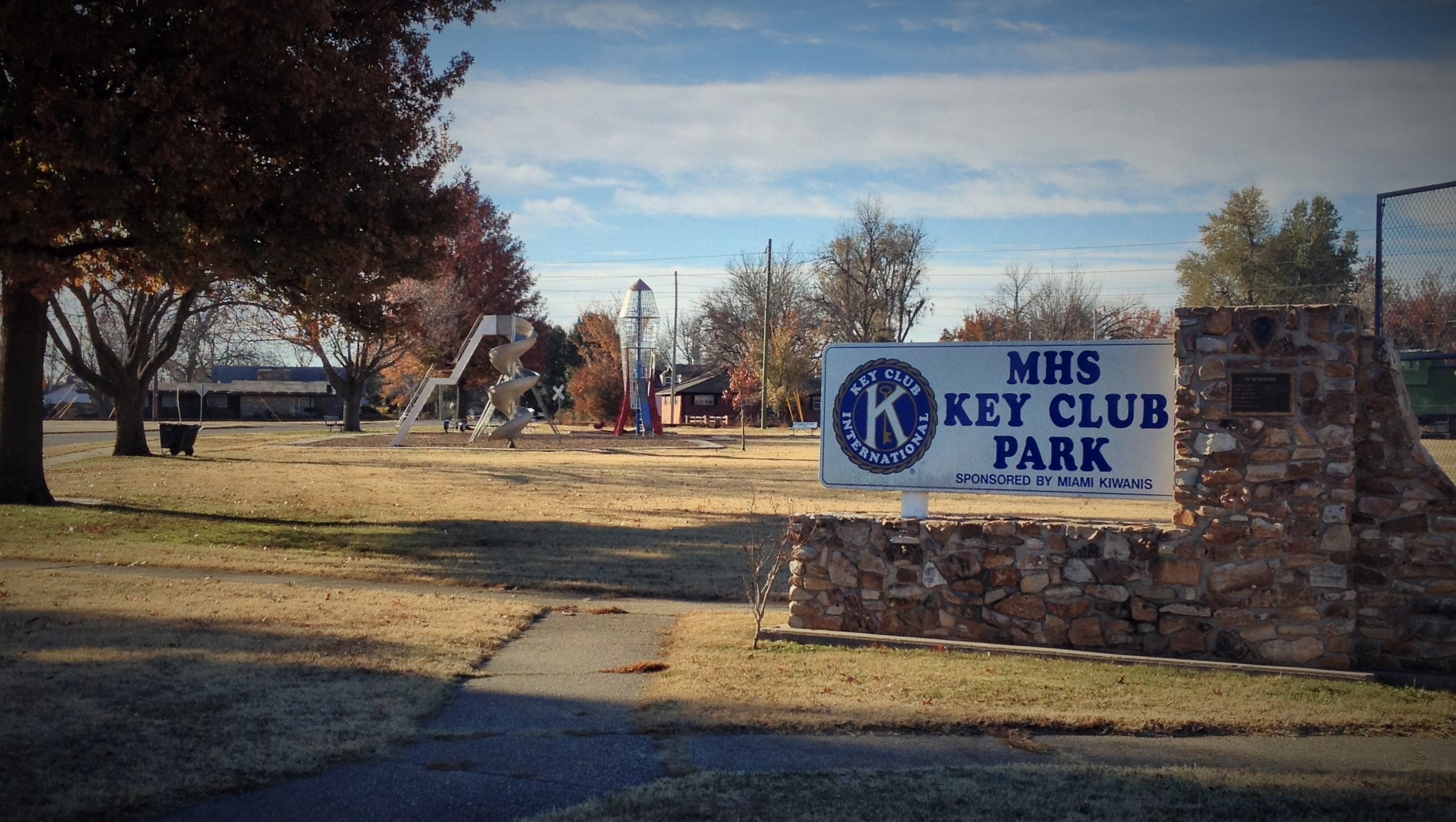 MHS Key Club Park